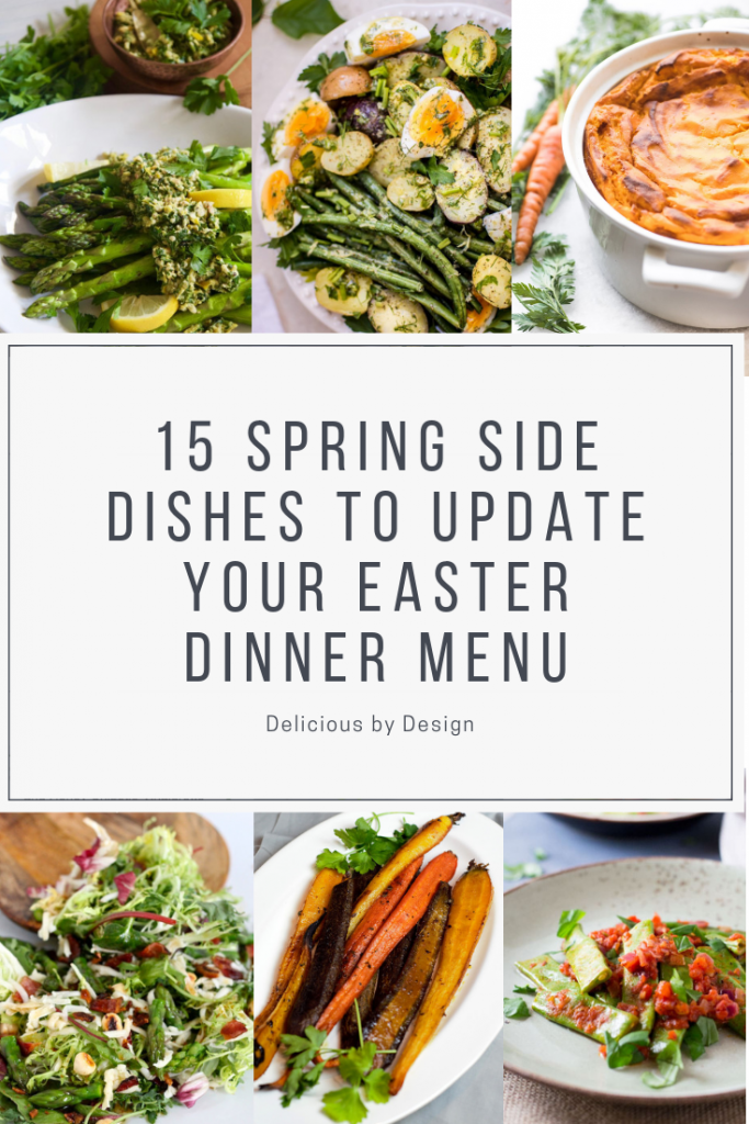15 Spring Side Dishes to Update Your Easter Dinner Menu